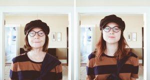 Uansett hvor hardt du prøver å unngå det… Du er akkurat som din mor. Her er bildebevisene.