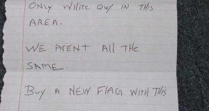 Han var den eneste hvite mannen i nabolaget. Så skjedde det noe som knuste enhver rasisme.