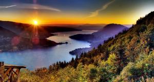 25 nydelige steder å se på solnedgangen før du dør. Fantastisk.