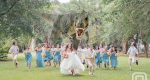 De vil aldri glemme hva som skjedde i dette skremmende bryllupet. Wow.