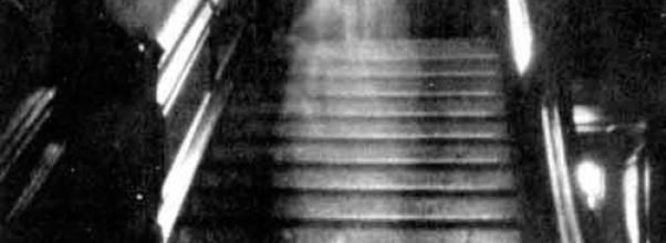 Hvis du ikke tror på spøkelser, bør du sjekke ut dette. Innmari creepy.