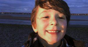 I møte med ondskapen ble denne 6 år gamle gutten en engel. Men han betalte den ultimate prisen for det.