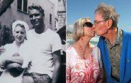 Historien bak dette «før og etter»-bildet skulle vært en film. Den er fantastisk.