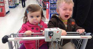 36 latterlig hysteriske grunner til at barn gråter. Dette er dagens latterkule. Hahaha.