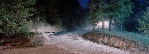 Ingen, ikke engang hæren, kan forklare dette skumle lyset i Missouri. Hva kan det være?