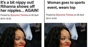 De ble bedt om å omskrive tabloide overskrifter uten sexisme. Resultatet er fantastisk.
