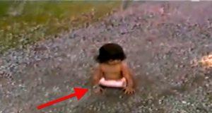 Babyen ble forlatt fordi hun ikke hadde bein, men en sjokkerende hemmelighet forandret alt.