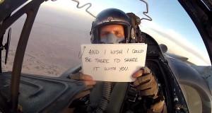 Det denne soldaten gjør i anledning brorens bryllup, rev akkurat hjertet mitt i en million biter.