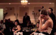 Hennes far døde like før bryllupet. Så gjorde broren noe sjokkerende som rørte alle til tårer.