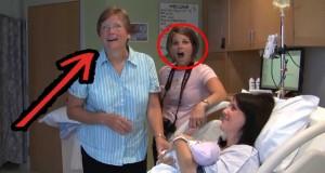 Etter fødselen avslørte denne kvinnen en hemmelighet som familien aldri hadde forventet.