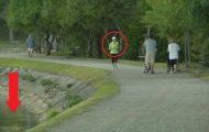 Hun gikk ut for å ta seg en joggetur og endte opp som en helt. Du vil ikke tro hva hun gjorde.