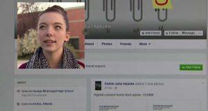 En bølle skrev på hennes Facebook og oppfordret henne til å dø. Responsen hennes er episk.