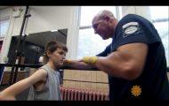 Da en barsk politimann innså at barna ble misbrukt på fosterhjem, visste han hva han måtte gjøre.