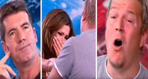 Dommerne bryter sammen i gråt når denne mannen avslører sin vakre stemme etter sin kones død.