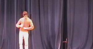 Denne dansekonkurransen var over så snart denne fyren gikk ut på scenen.