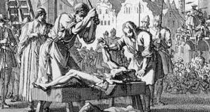Her er 7 av de mest barbariske måtene folk pleide å bli henrettet på. Dette er ekstremt. Nr. 4… Herregud.