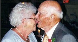 Da hans kone gjennom 73 år døde, hadde han ett ønske…