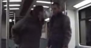 En pøbel prøvde å angripe en jente på T-banen. Hva denne andre mannen gjorde er perfekt.