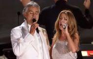 To verdensstjerner synger en av de flotteste sangene gjennom tidene. Dette ga meg gåsehud.