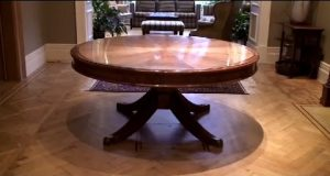 Jeg trodde dette var et helt vanlig spisebord, men da jeg så hva det kunne gjøre… Hva i granskaugen?!