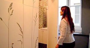 Hun tok en KNØTTLITEN leilighet og sjokkerte alle med det geniale designet.