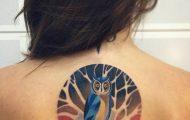 Denne jenta tok akkurat tatoveringer til et helt nytt nivå av fantastisk.