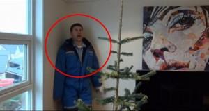 Når to bergensere skal velge årets juletre… Da må det jo bare gå galt.