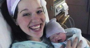 Da sønnen ble født, sa hun at livet var perfekt. Så skjedde det noe som knuste hjertet mitt.
