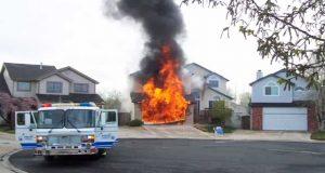 Én enkel feil og vips, så sto huset hans i flammer. Dette gjør jeg aldri igjen.
