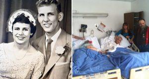 Han gjorde alt for henne i 60 år. Men hans siste ord… Kjærligheten deres får hjertet mitt til å briste.