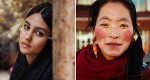 Disse 37 bildene av kvinner fra hele verden, vil få deg til å innse hvor mangfoldig skjønnhet er.