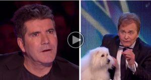 Merkverdig audition får Simon til å stirre i vantro. Jeg har aldri sett noe lignende.