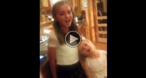 Når du hører stemmen til denne 11 år gamle jenta, kommer du til å trykke på replay-knappen. Wow.