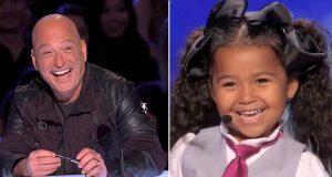 Denne lille jentas sjarm stjal alles hjerter – men det var talentet hennes som stjal showet.