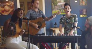 De synger «Shut up and dance» og «Want to want me» samtidig, og resultatet er fantastisk.