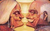 Uansett hvor lenge du stirrer, vil du ikke være i stand til å finne ut av disse synsbedragene.