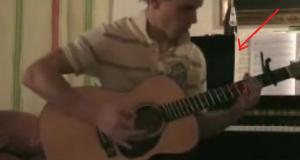 Han imponerte meg akkurat i senk med sin «acoustic tapping». Vi tror du kommer til å like dette også.