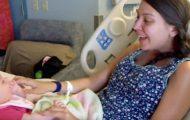 Hun fødte en sunn og frisk baby, men 3 uker senere slipper legene en BOMBE.