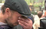 Denne hjemløse mannen møtte en hyggelig fremmed, men han så aldri DETTE komme.