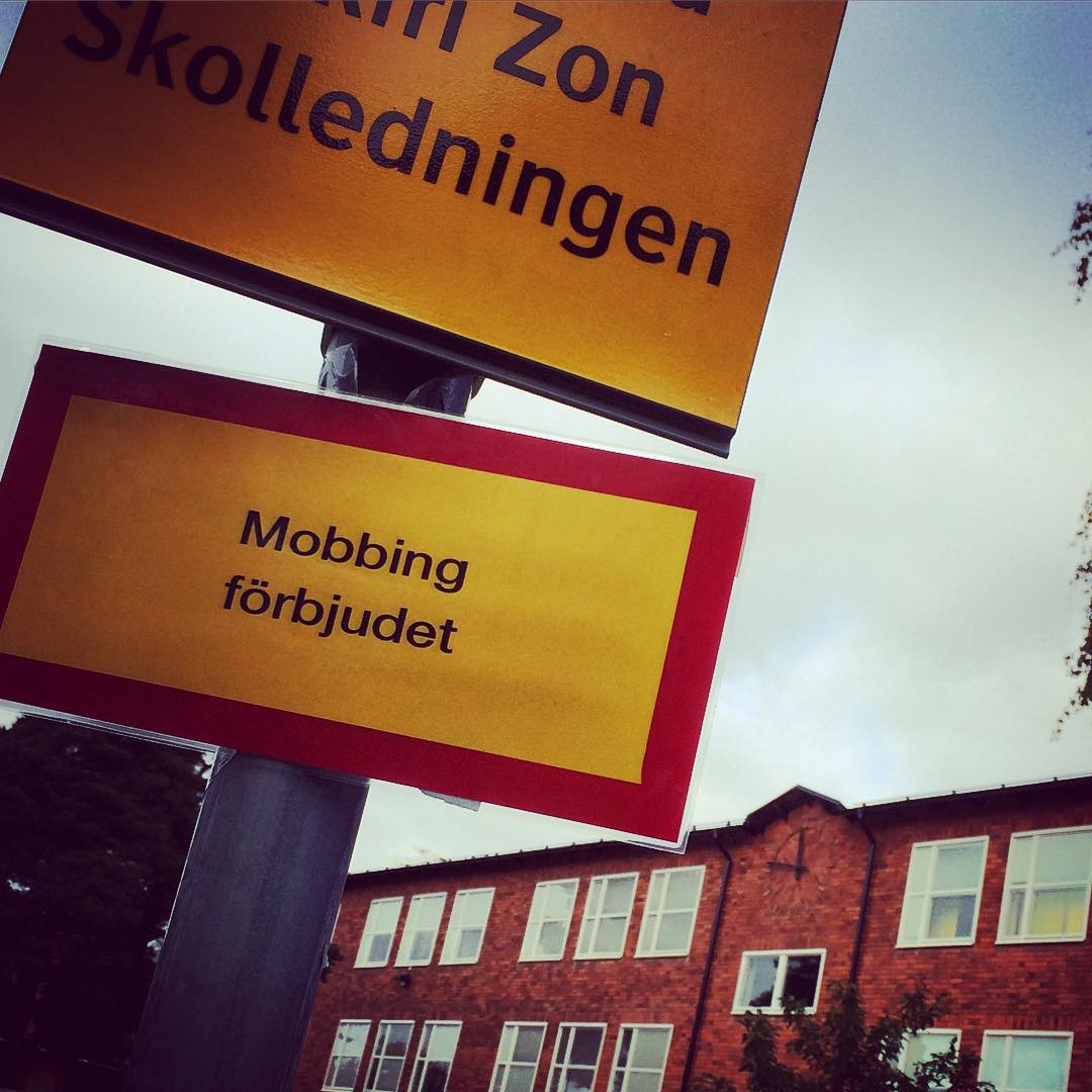 mobbing-forbudt