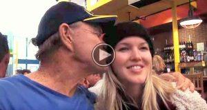 Glenn Campbells datter synger en hyllest til faren som bringer tårer i ansikter verden over.