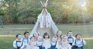 Hun skal fotografere 11 barn med Downs syndrom, og bildene gjør oss tårevåte.