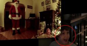 7-åringen satte opp et kamera for å filme nissen. Dagen etterpå går ALLE ønsker i oppfyllelse.