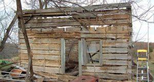Pensjonisten fant en forlatt hytte fra 1890. På ti år er den forvandlet til noe jeg aldri hadde trodd var mulig.