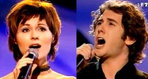 Sissel og Josh Groban slår seg sammen og synger «The Prayer» i en nydelig duett – det er vakkert.
