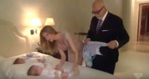 Céline Dion fødte tvillinger i 2010. Se hva kameraet fanget 12 uker etter fødselen!