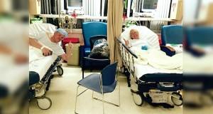 En marinesoldat gir leveren sin til en fremmed sykepleier. Ni måneder senere skjer noe FORBLØFFENDE.