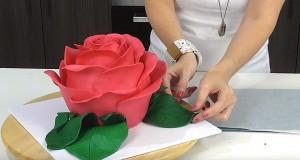 Denne gigantiske rosekaken er helt nydelig. Men da jeg så innsiden? Helt sinnssykt!