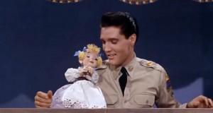 """Har du sett dette skøyeraktige filmklippet av Elvis? """"The King"""" var nemlig litt av en sjarmør!"""
