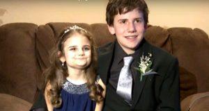 Hans lillesøster var døende av kreft, så én kveld bestemte storebror seg for å gjøre dette.